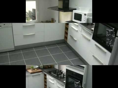 1000 ideas about meuble de cuisine ikea on pinterest - Ikea meuble bureau rangement ...