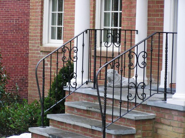 Image Result For Wrought Iron Outdoor Railing