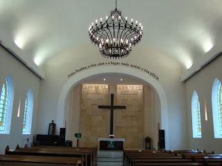 Arquitetura + Design: Reforma Igreja Evangélica Luterana Rio Negro-PR