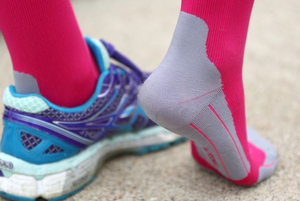 Compression Socks Help Athletes Recover. Compression socks, commonly found on the feet of diabetics and surgical patients, are gaining ground with a new group of users - ATHLETES. Rad More: http://siouxcityjournal.com/lifestyles/local/compression-socks-help-atheletes-recover/article_e0eb2c60-8d61-5716-b196-63c2615695b4.html. Get them here at Mlton Orthotic & Wellness Centre www.MiltonOrthoticWellness.com
