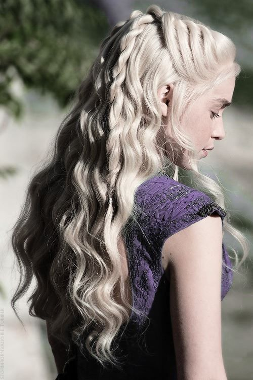 Daenerys Targaryen, Khaleesi of the Great Grass Sea, Breaker of Chains, Mother of Dragons and Queen of Meereen #GameOfThrones #Targaryen