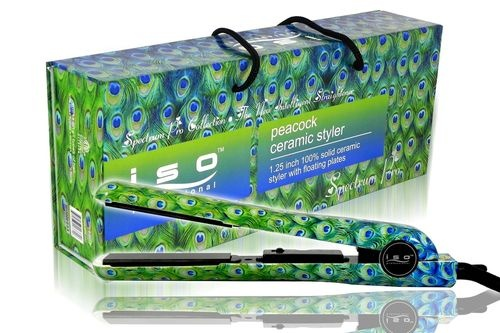 Hair Straighteners Flat Irons Curling Wands Ceramic Tourmaline Tai Chi | eBay