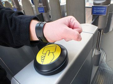 c2c has offered free contactless payment wristbands to selected passengers.