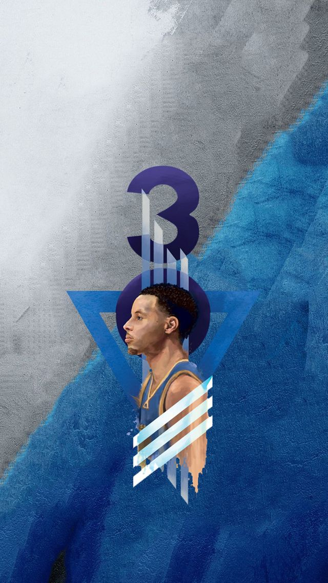 Steph Curry Warrior Wallpaper - iPhone 5s (640x1136)