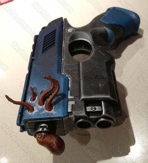 Solid Final Stage Kit for Nerf N-strike Elite Stryfe Blaster by WORKER