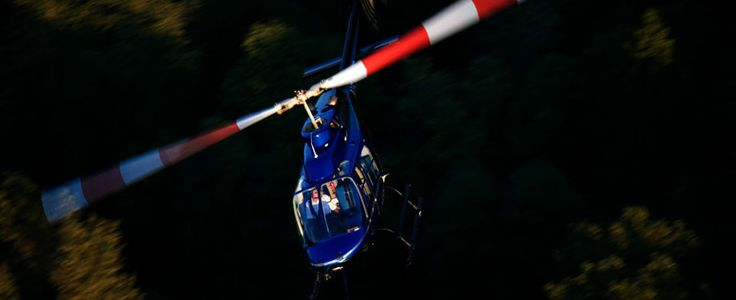 When it is a really beautiful day it makes me want to take my helicopter out - http://www.hillsboroaviation.com/