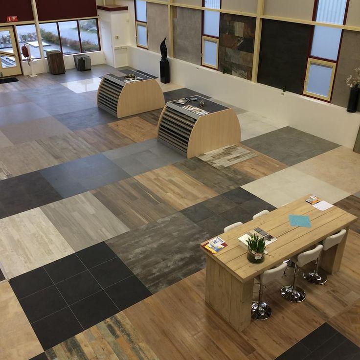 Tegelexpert.nl showroom overzicht