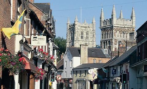 East Street, Wimborne Minster, Dorset