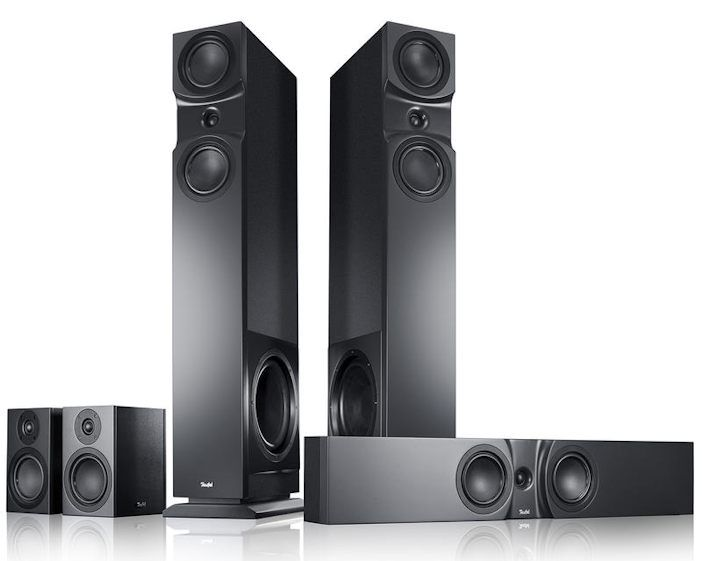"€ 392,- #Gutschein-Rabatt: Theater 6 Hybrid Flach Center ""5.2-Set"" - #Teufel #Heimkino https://www.lautsprecher-shop.com/?p=106563"
