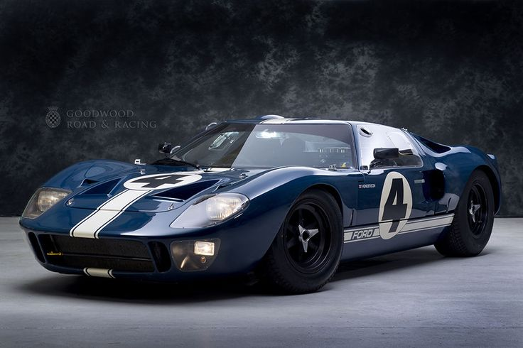 Goodwood Greats: Ford GT40 | Goodwood Road & Racing