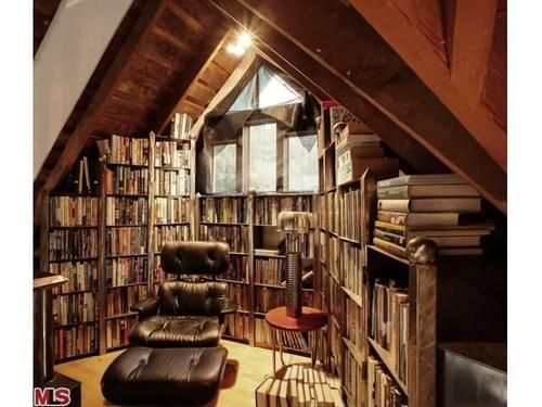 Good Lounge Chair to read all those books ...