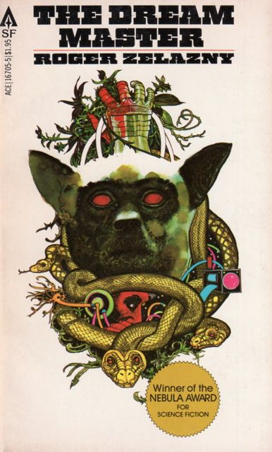 The Dream Master, Roger Zelazny (1966) | Science Fiction and Other Suspect Ruminations