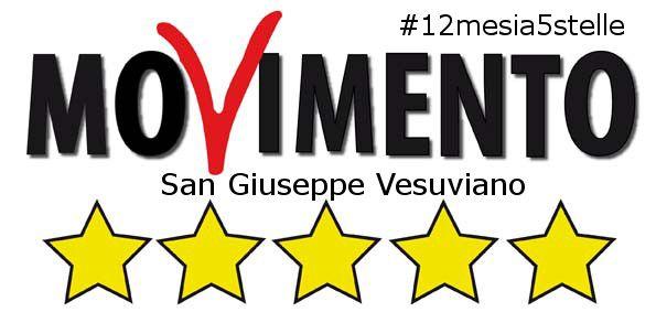 Gazebo Informativo Movimento 5 Stelle SGV - #12mesia5stelle