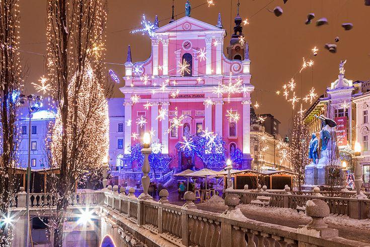 Ljubljana--mercados-navidad