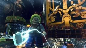 LEGO Marvel Super Heroes Game Review The men and women who madeLEGO Marvel Super Heroesclearly know their comic-book lore. The heroes in this game feel just right. Whether it's Spider-Man joking about having to do homework or the suggestion of special moments between Hawkeye and Black Widow, the game happily panders to Marvel Universe fans. It can be seen in the action as well. Mr. Fantastic can do all sorts of cool, crazy things with his shape-shifting body -- like stretching flat into a…