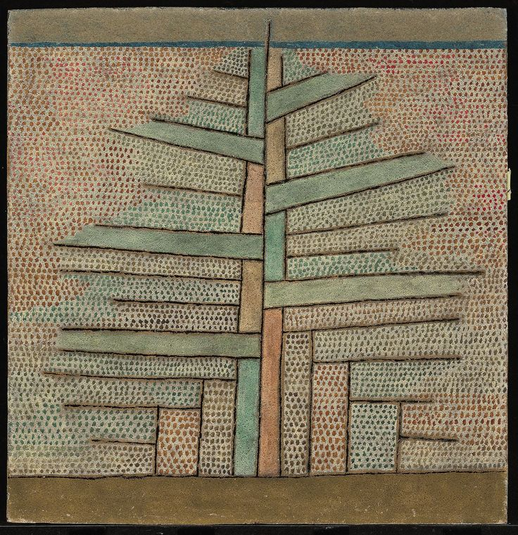 Paul Klee is one of my favorite artist. I've reproduced a few of his works for an art class at university and for my art therapy sessions at the Breast Cancer clinic @ Royal Victoria Hospital in Montreal.