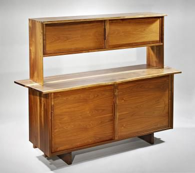 Cabinet/Buffet with Top Piece