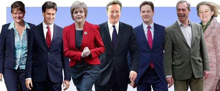 The Sparks Maxim: The General Election 2015 - Killing Political Demo...