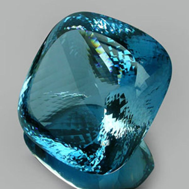 7860cts - Unique Largest Collector's Gem - Natural Neon Swiss Blue Topaz Brazil in Jewelry & Watches | eBay