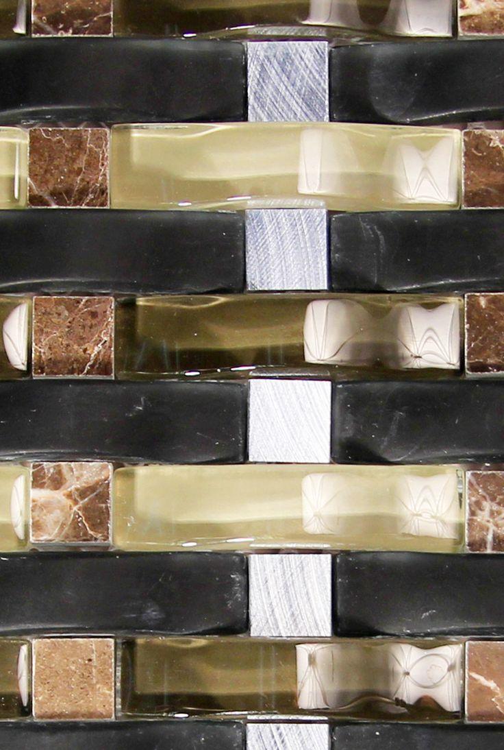 126 best images about glass backsplash tile on pinterest