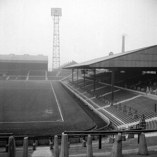 Old Trafford, Manchester United (1967)