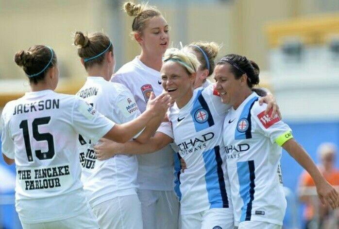 Melbourne City Women's Team