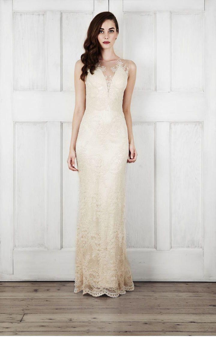 Jillian 2017 Wedding Dresses - BridalPulse