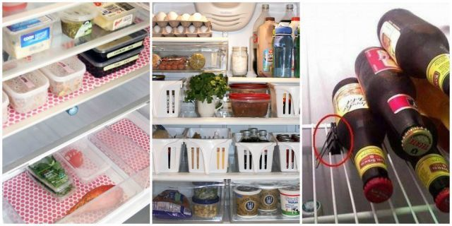 9 Tricks to Make a Tiny Fridge Way More Tolerable - GoodHousekeeping.com