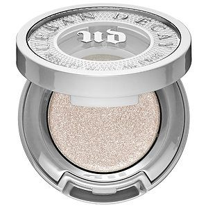 NEW! Urban Decay Spring 2015 - Moondust Eyeshadow in Cosmic, metallic white w/irridescent 3D sparkle and shift #sephora $20.00