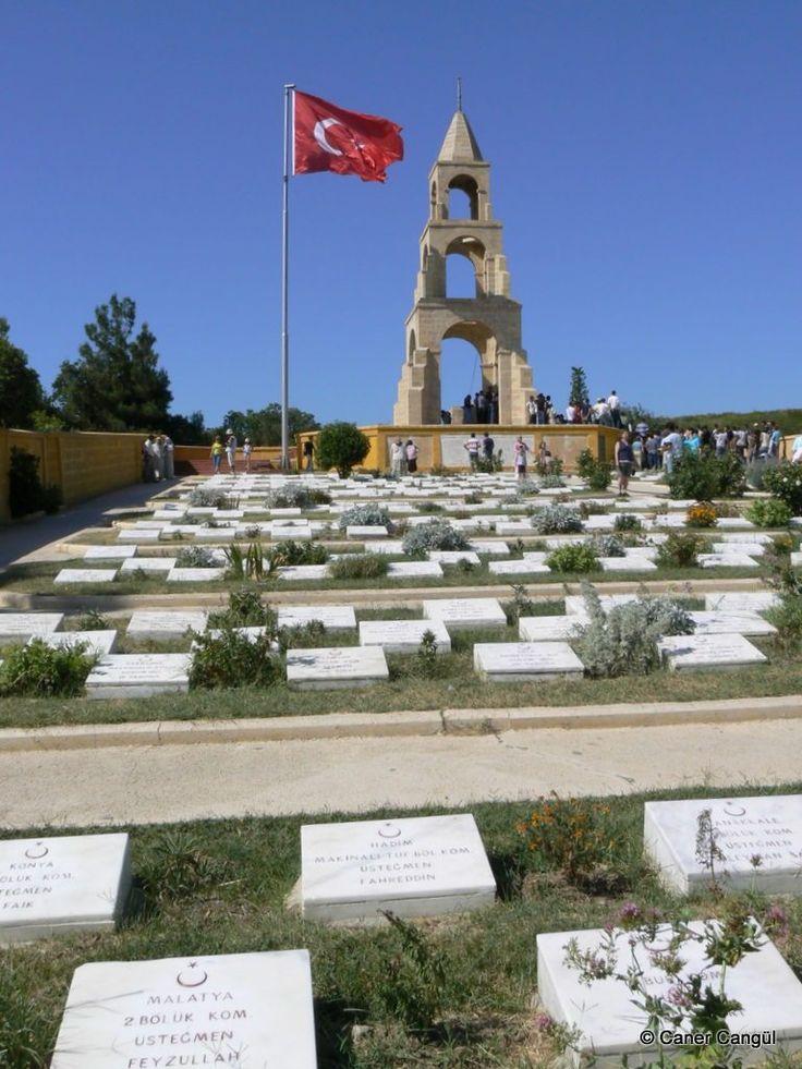 57. Alay Şehitliği, Çanakkale – Caner Cangül Fotoğrafları