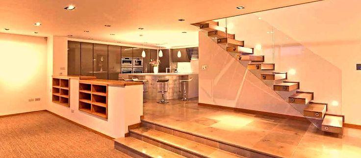 Best 25 split level kitchen ideas on pinterest tri for Split level extension ideas