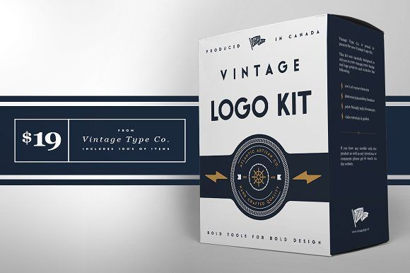 @newkoko2020 The Vintage Logo Kit by Vintage Type Co. on @creativemarket #bundle #set #discout #quality #bulk #buy #design #trend #vintage #vintagegraphic #graphic #illustration #template #art #retro #icon