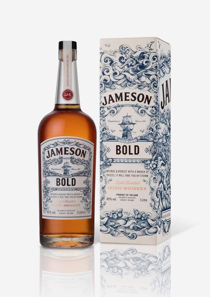 Jameson Whisky bold #Giftbox
