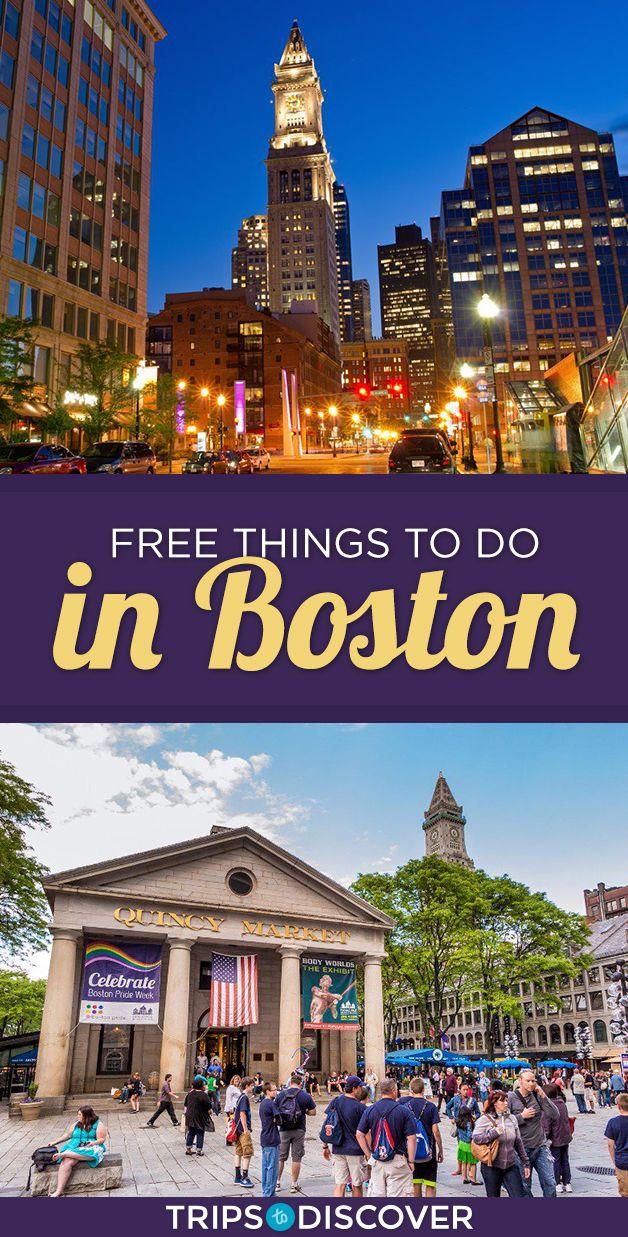 9 Best Free Things To Do In Boston Boston Things To Do Boston