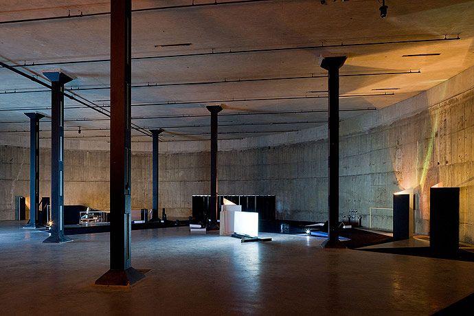 Iwan Baan - photographyNews, De Meuron, Herzog Amp, Frameweb Workspaces, Tanks