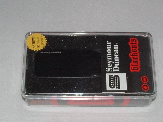 Seymour Duncan AHB-1 Blackouts 7 String Phase 1 Neck | Products ...