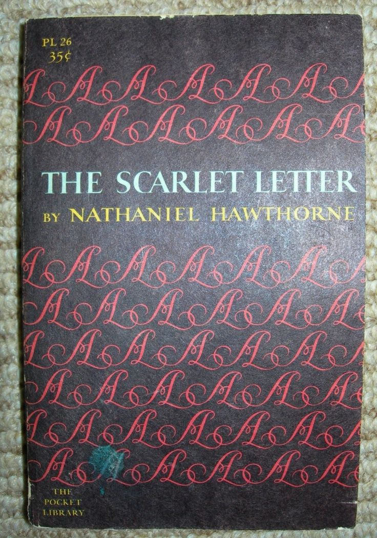 the threads of irony in the scarlet letter by nathaniel hawthorne In chapter fifteen of the scarlet letter nathaniel hawthorne uses these ideas of   another rhetoric device that nathaniel hawthorne uses is the idea of irony in  as  for the scarlet letter, i wear it for the sake of its gold-thread (hawthorne 163.