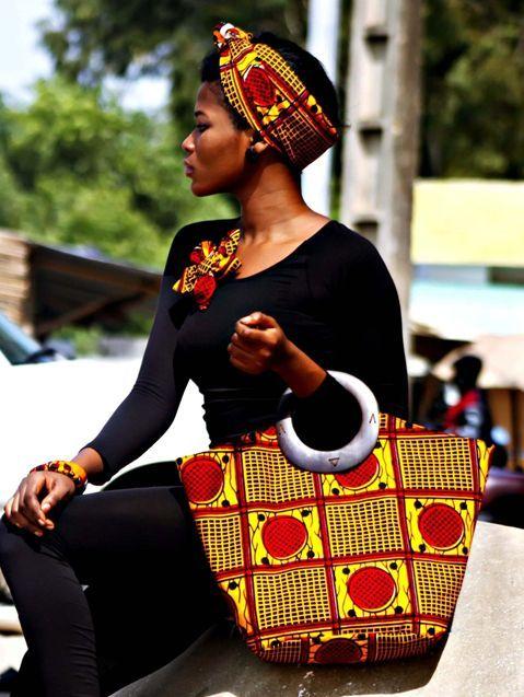 Nigeria Women Latest Clothes   Le résultat, ce sont ces beaux vêtements et accessoires Pagnifik ...