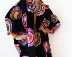 Cappotto lunghi Cardigan maglia donne luce filato di subrosa123