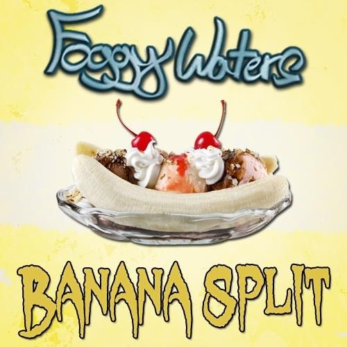 Banana Split by Foggy Waters provides waves of vanilla ice cream, mixed with fresh bananas, strawberries, and a hint of chocolate drizzle. This incredible flavor allows you to have your ice cream and vape it too!