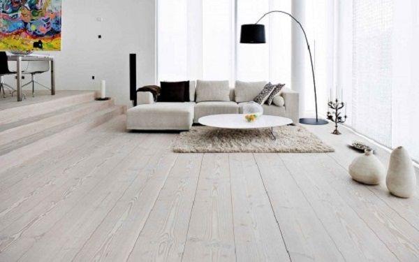 Scandinavian Style American White Ash In 2019 Living