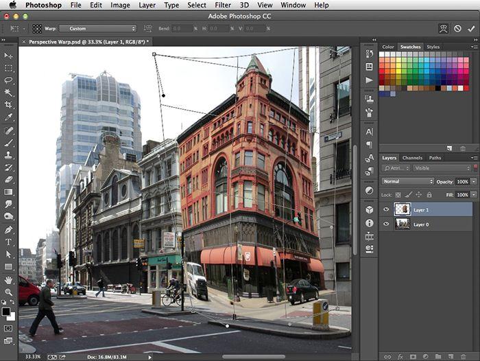 Warp reality with Adobe Photoshop CC