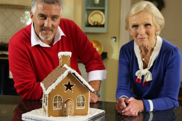 Mary Berry's Gingerbread House. Best recipe I've ever used!