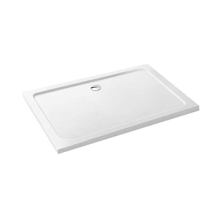 Shower Trays | Shower Trays UK | Shower Tray Sizes - BathEmpire.com - £179.99 (reduced from £351.49) but need waste to be at end