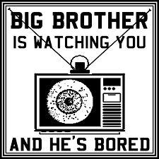 Resultado de imagen para gran hermano te vigila