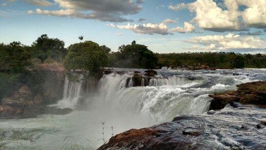 Santa barbara falls