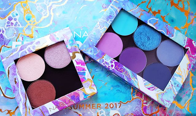 Ariel Make Up ~ Make Up & Beauty with a Princess Touch: ♕ Nabla Cosmetics ~ Freedomination Collection Part 2: Eyeshadows & Liners ♕{Overview, Swatches & Comparisons}