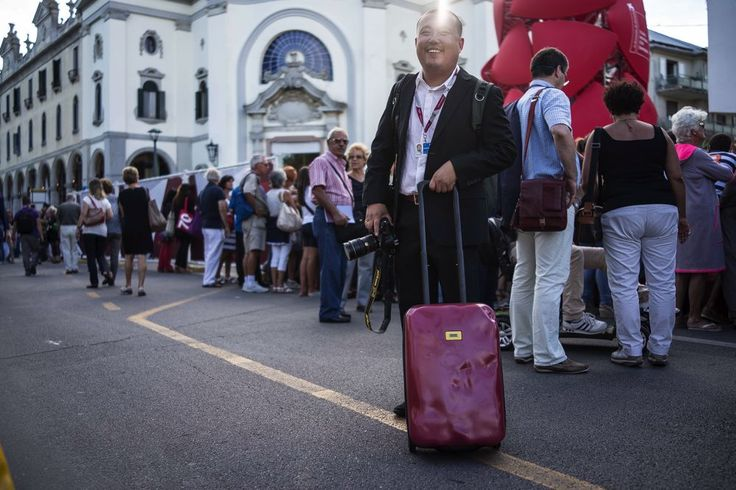Crash Baggage. Insiders of the venice film festival