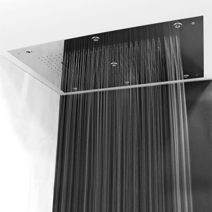 Soffione Himalaya - #arredamento #furniture #accessori #bagno #wc #mobili #bagno #acciaio #inox #cromoterapia #vetro #sanitari #lampade #moderno #azienda #lusso #specchi #cristallo #arredobagno #rubinetteria #vasca #docce #doccia #italian #style #italia #italy #produzione #industria #lavabi #piani #design #soffioni #boxdoccia #box #madeinitaly #made #bathroom #bath #stainless #steel #shower #head #led #light #modern #mirror #taps #rain #waterfall #pioggia #cascata #industrial #product