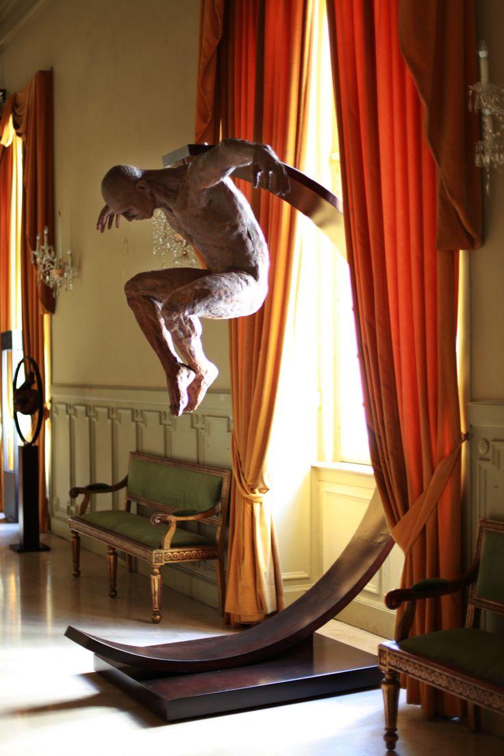 Ícaro | Escultura de Rogério Timóteo